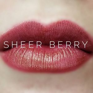 Other - LipSense Sheer Berry